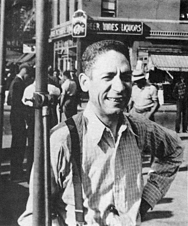 Jelly Roll Morton in Harlem c. 1935