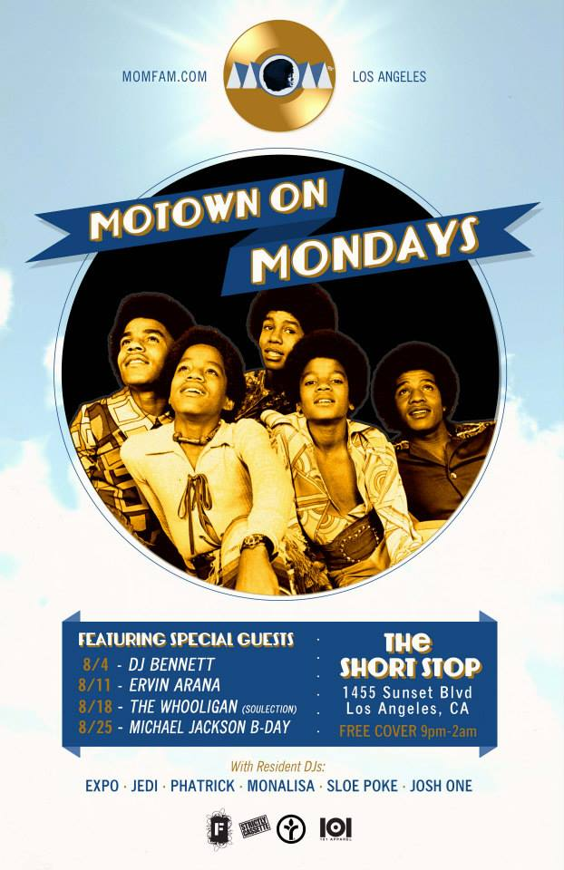 Motown on Mondays celebrates Michael Jackson