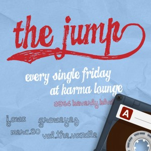 The Jump at Karma Lounge