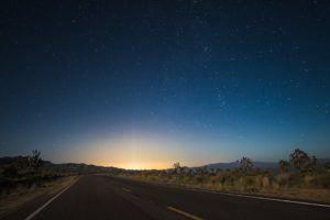 Scenic Stars Road Travel Outdoors Sky Night